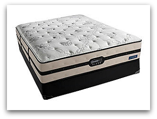 The newer Beautyrest Black Ella plush style mattress.