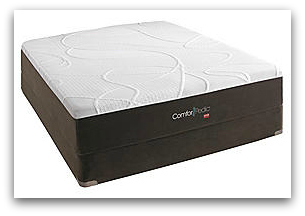 The older Comforpedic Advance Vigor Firm model.