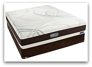 The Comforpedic Beautyrest Recharge Seabrooke model.