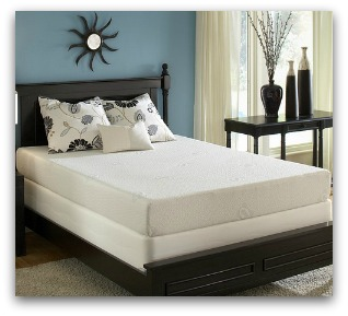 The entry level Sealy Comfort Series Bay Island model.