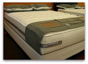 Sealy Posturepedic mattress.
