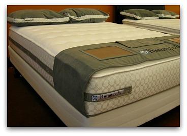Sealy Posturepedic mattress.