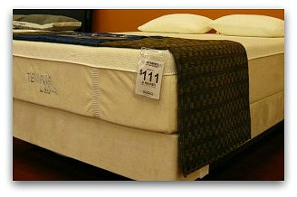 The top of the line Tempurpedic Cloud Luxe.