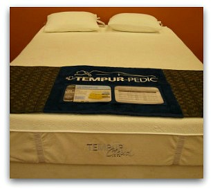 The Tempur-Cloud-Luxe Mattress