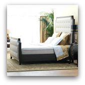 The Tempur Cloud Supreme memory foam mattress.