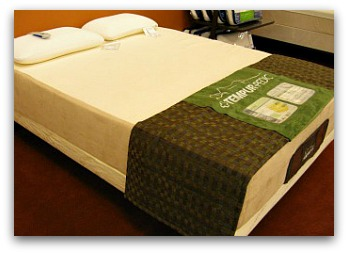 The Tempur-Pedic Rhapsody