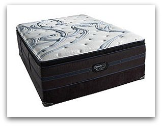Simmons' top of the line Beautyrest Black Beyond model.