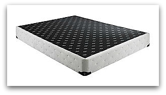 The foundation for a Beautyrest Black mattress.