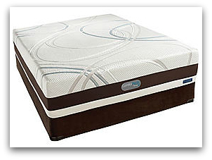 The Comforpedic Beautyrest Recharge Mykonos model.