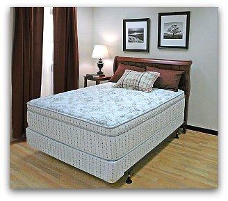 Perfect Contour Beatrice Pillowtop model.